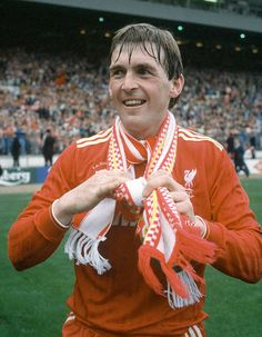 Kenny Dalglish of Liverpool after the FA Cup Final between Liverpool and Everton at Wembley Stadium in London May 1986 Liverpool won the match 31 Kenny Dalglish, Liverpool Football Club, Blackburn Rovers, Fa Cup Final, Celtic Fc, You'll Never Walk Alone, Wembley Stadium, Best Club