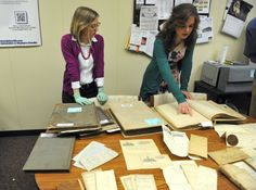 Vanderburgh County Clerk's office preserving city's storied history - Courier Press
