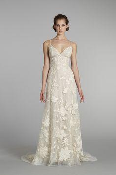 Lazaro Style 3257   Wedding Planning, Ideas & Etiquette   Bridal Guide Magazine
