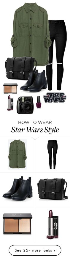 """""""..."""" by kika-lv on Polyvore featuring Zara, OPI, women's clothing, women, female, woman, misses and juniors"""