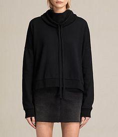 ALLSAINTS Tubo Sweatshirt. #allsaints #cloth #