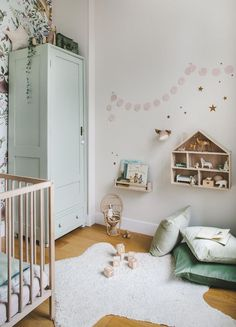 small children's rooms can be a challenge to design, but with some clever space planning and styling, even the tiniest bedrooms can be magical spaces. Small Room Design, Kids Room Design, Nursery Design, Baby Bedroom, Kids Bedroom, Bedroom Decor, Bedroom Lighting, Bedroom Lamps, Bedroom Ideas