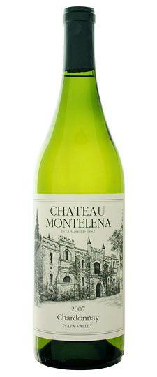 Chateau Montelena Chardonnay 2007 - So yummy!
