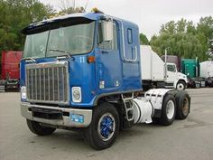 Used 1980 Gmc Astro Heavy Duty For Sale in Michigan Sebewaing Big Rig Trucks, Mini Trucks, Gm Trucks, Cool Trucks, General Motors, Dayton Wheels, Big Tractors, Truck Transport, Flatbed Trailer