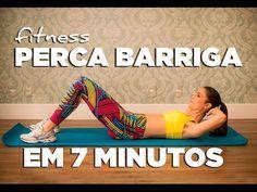 TV Chris Flores: 5 dias de exercício que vão mudar sua vida e seu corpo - YouTube #perderbarriga #emagrecer #detox #dieta