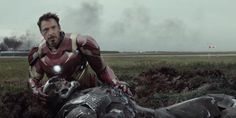 Captain America- Civil War (Iron Man)