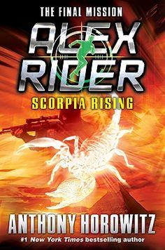Scorpia Rising by Anthony Horowitz Quiz: 219493 EN   Level: 5.6 UY   Points: 16.0