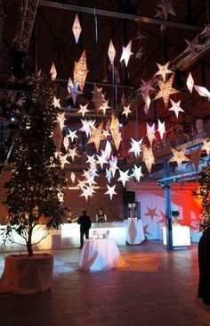 trendy wedding decorations on a budget lights dance floors Dance Decorations, Dance Themes, Prom Themes, Star Decorations, Wedding Decorations, Wedding Ideas, Gala Themes, Trendy Wedding, Sweet Sixteen Decorations