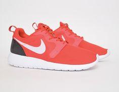 #Nike Roshe Run Hyperfuse Red #sneakers