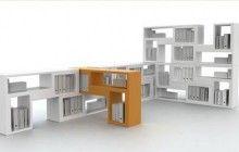 Overhead + Under Bed = Space-Saving Shelving & Storage | Designs & Ideas on Dornob