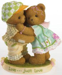 Cherished Teddies: Love Just Love