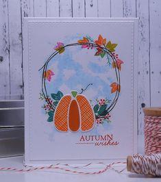 Paper Panache: Autumn Wishes
