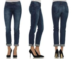 Easy Crop jeans