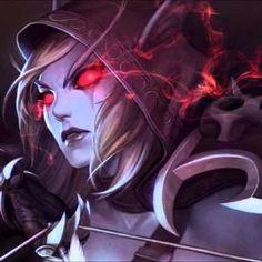 Lady Sylvanas Windrunner, World of Warcraft by Arnold Tsang World Of Warcraft Game, Warcraft Art, Warcraft Funny, Vampires, Dark Fantasy, Fantasy Art, Lady Sylvanas, Banshee Queen, Ashe League Of Legends