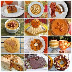 Gourmet Girl Cooks: 12 Low Carb Days of Pumpkin - It's National Pumpkin Day!