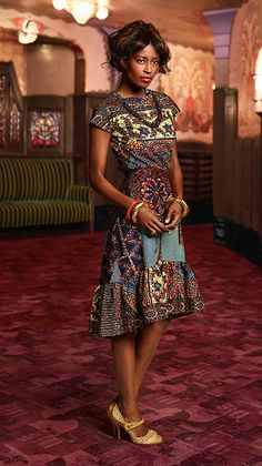 Fashion | Vlisco V-Inspired ~African fashion, Ankara, kitenge, African women dresses, African prints, African men's fashion, Nigerian style, Ghanaian fashion ~DKK