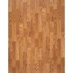 Laminate Flooring, Pergo Presto Red Oak Blocked Laminate Flooring