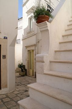 Puglia,  Italy (southern)--definitely somewhere to dream about!