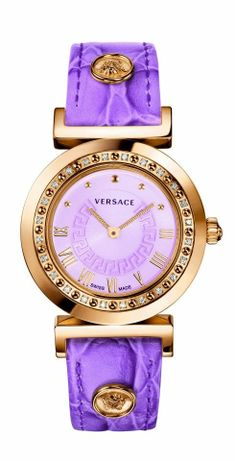 ☆ Versace ☆ Watch