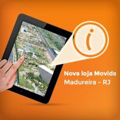 Agora você tem mais opções quando for visitar Madureira. \o/  Para sua comodidade, reserve seu carro da #MovidaRentACar na Av. Intendente Magalhães, 0 lote 1 Pal 39559, Rio de Janeiro - RJ