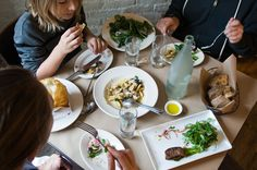 Eating Brooklyn: iCi Restaurant  Photographer Valery Rizzo