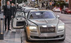 2015 Rolls-Royce Ghost Series II - Photo Gallery of First Drive Review from Car and Driver - Car Images - Car and Driver
