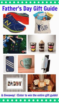 Father's Day Gift Guide full of fun & unique ideas for dads