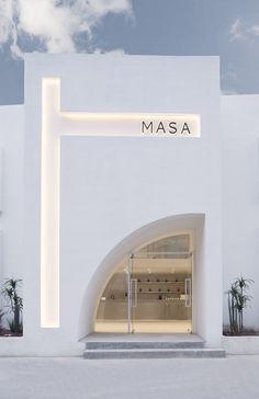 Signage Design, Facade Design, Architecture Design, Boutique Interior Design, Cafe Interior Design, Small Buildings, Modern Buildings, Shoe Store Design, Ceramic Store
