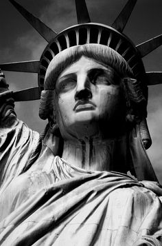 Statue of Liberty II by Tom MarriottYou can find Statue of liberty and more on our website.Statue of Liberty II by Tom Marriott Statue Of Liberty Drawing, Statue Of Liberty Tattoo, Liberty Statue, New York City, Patriotic Tattoos, Liberty New York, Greek Statues, Buddha Statues, Desenho Tattoo