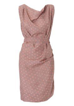 Vivienne Westwood Ingrid Dots Print Dress