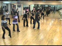 Body To Body - Line Dance (Demo & Walk Through) - YouTube