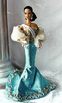 NiniMomo's Miss South Dakota 1998 - DOLL OF THE USA 4th runner up