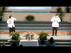 """Mime Ministry (Anointed Remnant INTL Ministries) Prattville, AL ministering to """"It's Working (It's My Season)"""" by William Murphy. This song ..."""