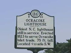 Ocracoke Island, NC - most wonderful place on earth.