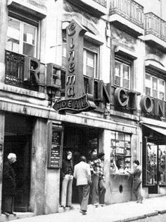 Cinema Ideal, Lisbon, Portugal.