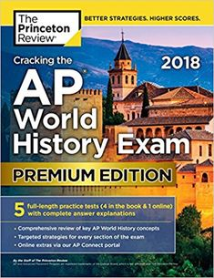 28 best ebooks images on pinterest amazon beauty products and pdf download cracking the ap world history exam 2018 premium edition college fandeluxe Image collections