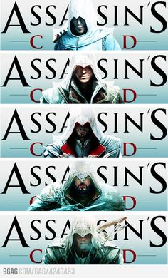 Assassin's Creed     If I had to pick a franchise, I would pick Assassin's Creed anytime. The storyline, the combat and the simple sense of justice really draw me in. Altair, Ezio and Connor are forces to be reckoned with in the gaming world.    Nothing is true, everything is permitted.