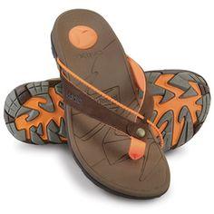 flip flops for plantar fasciitis | The Lady's Plantar Fasciitis Sport Flip Flops - Hammacher Schlemmer