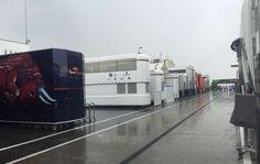 Над Хунгарорингом льет дождь  https://race24.ru/news/f1/1485/
