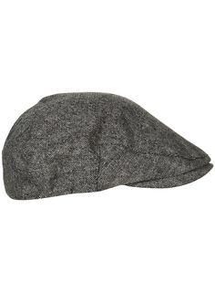 f95d7da1240573 Grey Tweed Flat Cap - Hats - Men's Accessories - TOPMAN USA Gatsby Hat, Fall