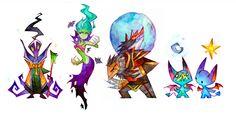 heroes pt 5 -halloween by botjira on deviantART Dota Warcraft, Dota2 Funny, Dota2 Heroes, Dota 2, Online Art, Chibi, Art Drawings, Graffiti, Moose Art