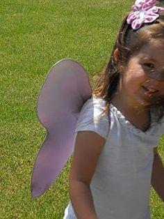 DIY fairy wings R Halloween