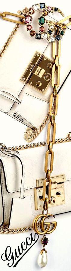 ❈Téa Tosh❈ GUCCI… Chain Belt & Bag