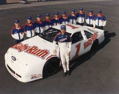 Remember When: Jeff Gordon�s Rise to the Sprint Cup Series