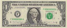 super repeater serial number dollar bill