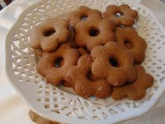La buona cucina di Katty: Biscotti con orzo solubile