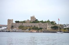 #Castles in #Bodrum #Turkey