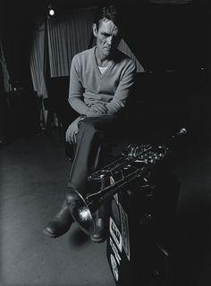 Chet Baker, Copenhagen, 1978