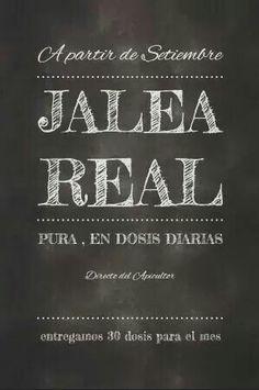 Jalea Real pura en tu casa de Maldonado o Punta del Este