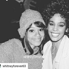 Whitney and Lisa Left Eye also both gone.